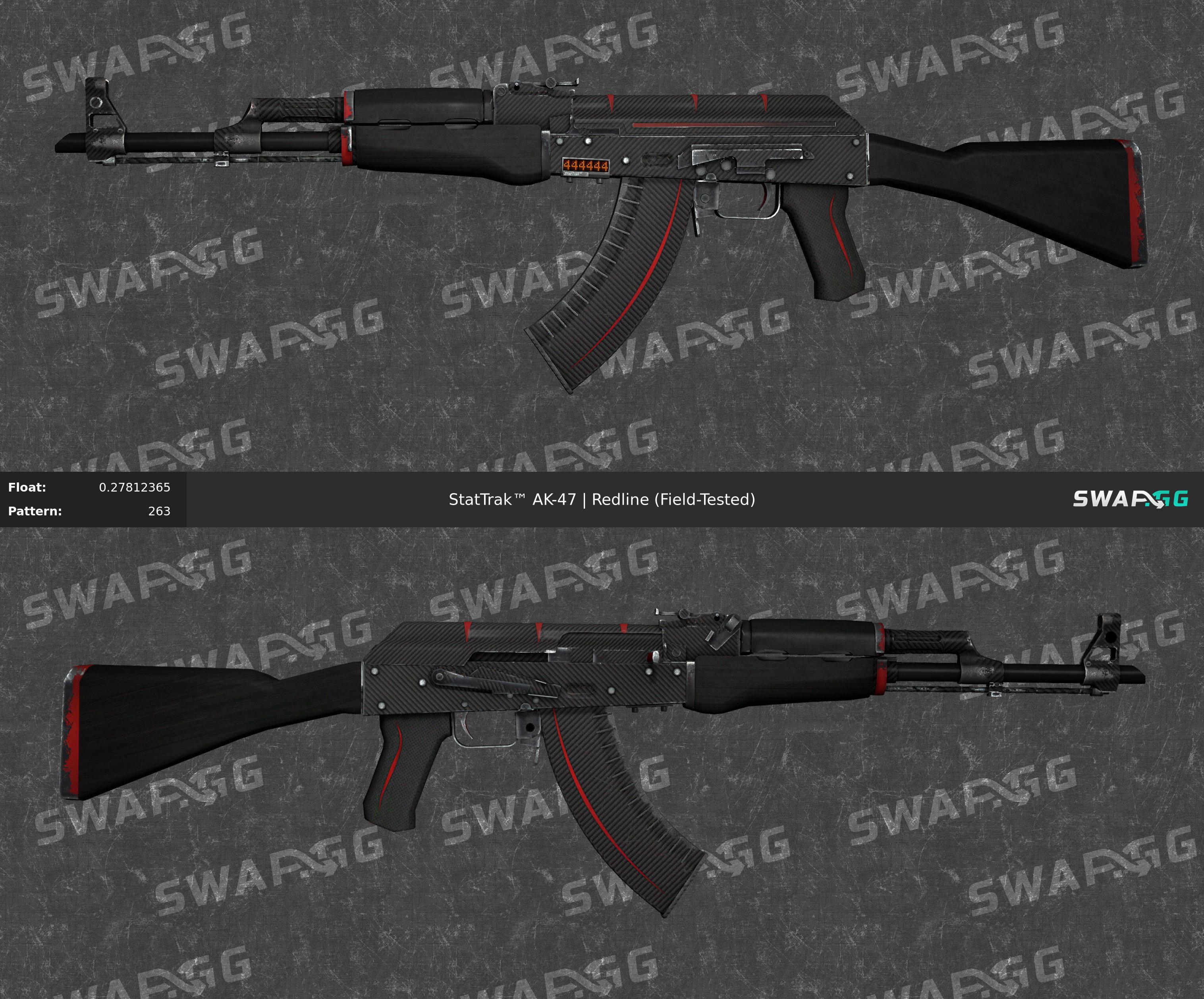 Ak 47 Uncharted Battle Scarred Swap Gg